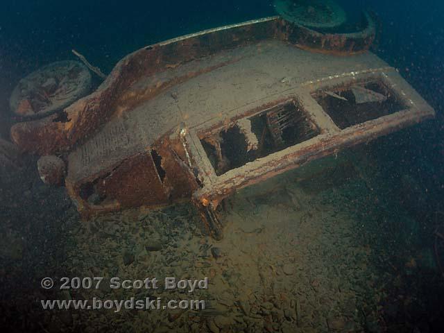 The Warren Wreck Lake Crescent Dive Site Review