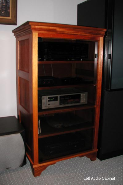 Video Cabinets Online Information